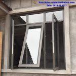 cửa sổ mở hất ở Hà Tĩnh